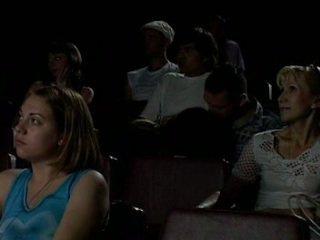 En la cinéma