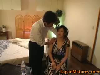 een japanse, groepsseks, een grote borsten