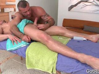 hunk, gay blowjob, gay porn