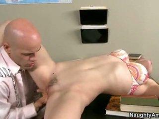 controleren coed, kijken neuken, een tiener sex film