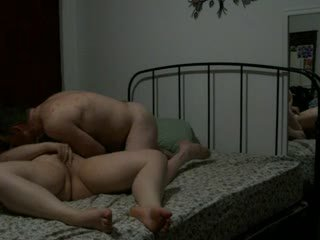 Canadian couple enjoying and sharing a good session Video