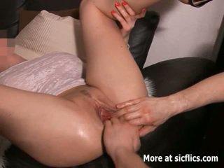 extreme tube, fetish, fist fuck sex scene
