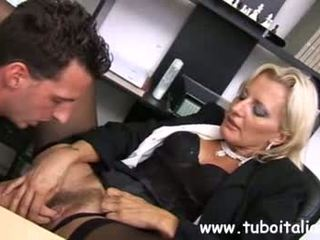 blowjob, mature, italian