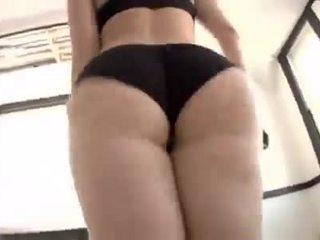 Sweaty pussy workout