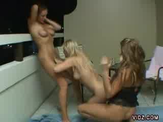 lesbiennes actie, gratis lesbo neuken, nominale dijk scène