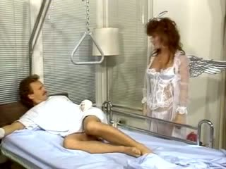 Girl in candid Lolly Pop fucked by classic Porn Star