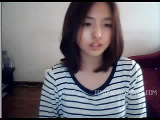 Miela paauglys azijietiškas internetinė kamera