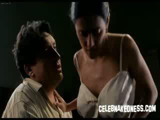 Celebnakedness salma hayek nudo con grande seni in frida