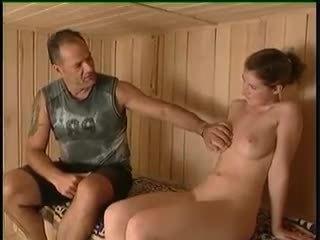 grote borsten seks, nieuw oude + young klem, meer hardcore