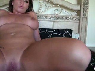 Hot Brunette Chloe Reese Carter Anal Fucked Video
