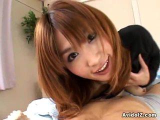 hq フェラチオ フリー, 素晴らしい 日本の 一番ホットな, 品質 フェラチオ ベスト