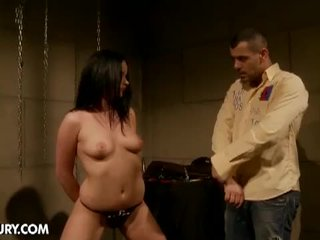 fun brunette, quality assfucking tube, torture posted