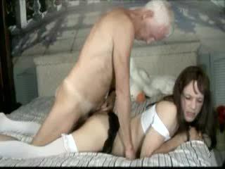 brunette tube, meer condoom klem, heetste anaal
