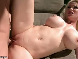 Watch Her Get Fucked By Two Big Dicks Hard