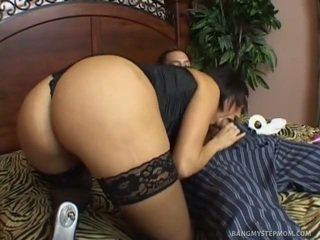 Another Stepmom Has Fucked