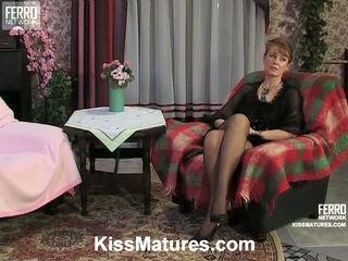 Bridget Sheila Pussyloving Mom On Video