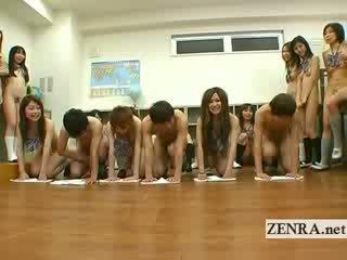 porno, collège, étudiant, japonais