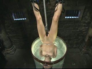 Bondage en water marteling
