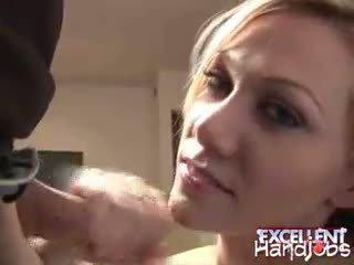 pijpbeurt porno, cumshot, meer blond mov