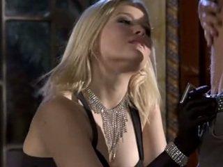 Cute blonde Alexis Texas