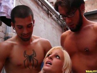 echt plezier porno, mooi realiteit, heet tiener hardcore thumbnail