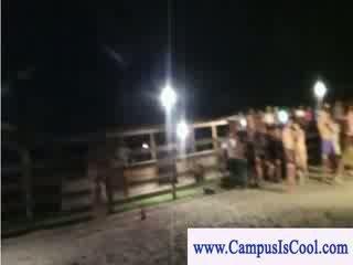 college mov, kwaliteit student, gratis pijpen video-
