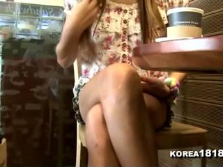 voyeur, massaaž, korea