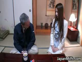 Anri Suzuki Hot Kinky Asian Milf Part2