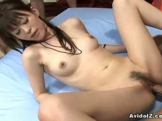 Japońskie beauty ai himeno receives pounded