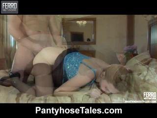 hardcore sex klem, groot panty, groot mengen