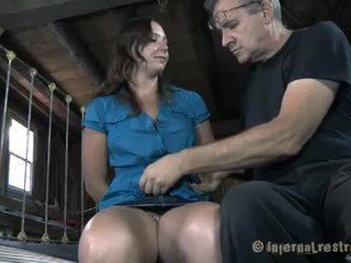 vers seks, vernedering vid, kijken voorlegging klem