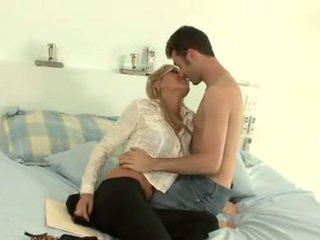 orale seks film, u vaginale sex video-, kaukasisch