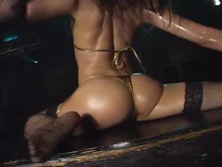 beste dans film, zien bikini scène, nominale olieachtig tube