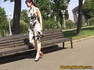 Puddle ng kaakit-akit urine by ang foxy