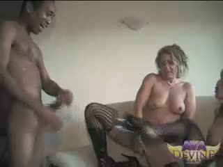 Taking On A Big Black Cock With Kelly Leigh