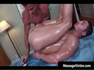 Super Hawt Bodied Boy Receives Oiled For Gay Massage 5 By Massagevictim