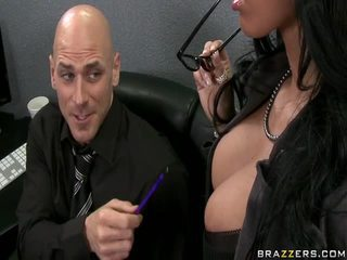 Mya Nichole Sucks Pecker Until Having Her Asshole Spermed