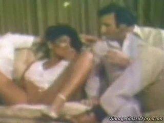 beste vintage tits busty video-, een retro porno neuken, nominale retro sex film