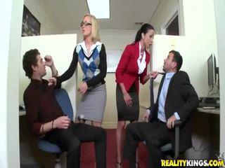 nieuw hardcore sex mov, mooi facesitting neuken, mooi kantoor scène
