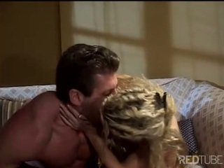 Blonde babe asshole pumping and pussy boning