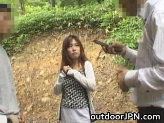 japanese, amateur girl, oriental, out door