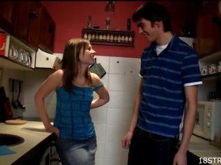 tiener sex video-, ideaal amateur teen porn, ideaal boren teen pussy kanaal