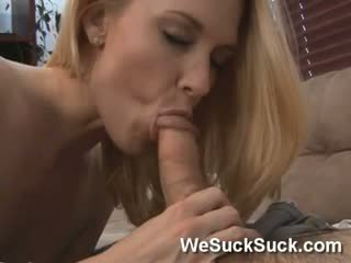 Milf Alexandria Gives A Great Blowjob