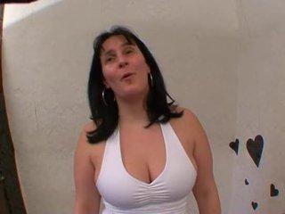 La grosse salope ejacule et se fait enculer !! French amat
