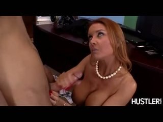 Cum Loving Whore Janet Mason Likes Getting Covered With Cum After A Concupiscent Fuck