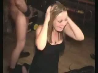 Women Freak Out Over Cocks At Club