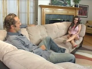 Stepson Has To Intercourse Big Titted Stepmom