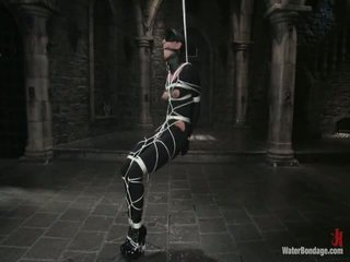 Hard Bodied Girl Is Tied And Tickled