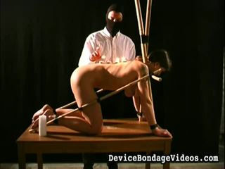 Suspended, stretched এবং humiliated