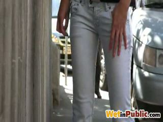 zien brunette, tiener sex video-, hq seks in de buitenlucht thumbnail